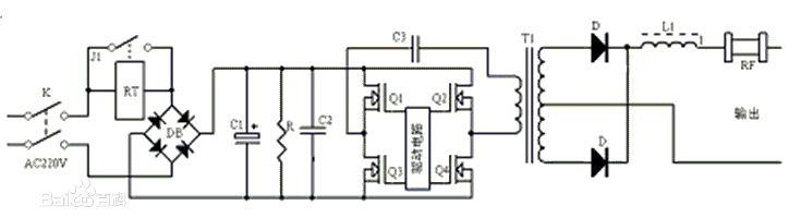 电焊机工作原理(详细)及工作原理图